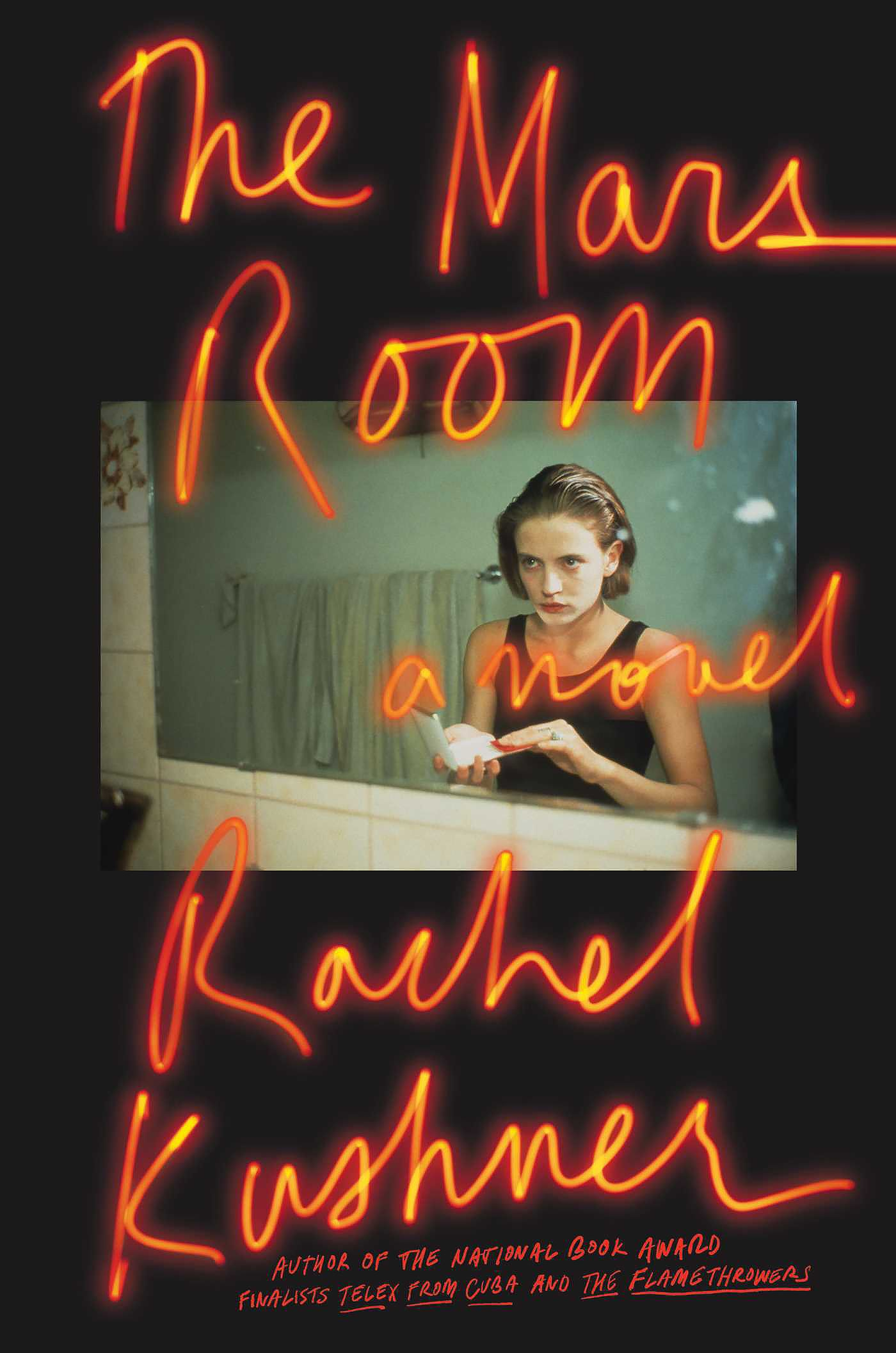 The Mars Room Bookcover