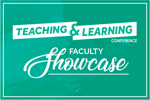 teaching and learning conference faculty showcase